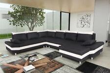 Ecksofa BELLUNO PANO mit Schlaffunktion Wohnlandschaft Polstersofa Couch 06