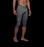Under Armour Mens XL UA Perpetual ½ Leggings Pants Heatgear 1306382-001 NWT $80