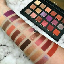 18 Colors Lady Shimmer Matte Shiny Eyeshadow Palette Set Makeup Cosmetic Makeup
