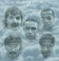Weather Report - 8:30 Live (2015)  CD  NEW/SEALED  SPEEDYPOST