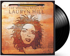Lauryn Hill The Miseducation of 2x LP Vinyl 180g EUR 2016 Fugees/lauren