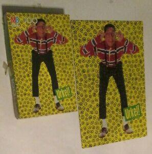 Vintage 1991 Family Matters Steve Urkel 100 Piece Jigsaw Puzzle Complete DmgdBox