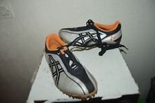 CHAUSSURE ATHLESTISME POINTE ASICS TAILLE 40.5 SHOES/ZAPATOS/SCARPE  US 8
