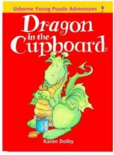 Dragon in the Cupboard (Usborne young puzzle adventures) By Kar .9780746049204