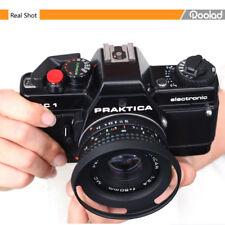 58mm Wide Angle Lens Hood BLACK