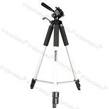 "Bower VTSL1200 59"" Full Size Tripod for Nikon D5100 D5000 D3200 D3100 D3000"