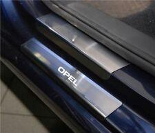 4x Car Doorsteps Sticker fits Opel Astra Zafira Car Graphics Decal Vinyl YC67