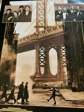 Once Apon A Time In America Movie Poster
