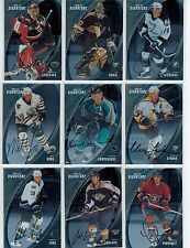 2002-03 BAP SIGNATURE SERIES HOCKEY AUTO PARTIAL SET 34/200 ALL SCANNED!!!!