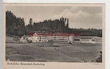 (81978) ak Lindenberg I. Allgäu, rico ferrocarril waisenhort, 1933-45