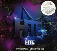 Space Raven and Nick The Kid - Hard Trance Europe Volume 1 [CD]