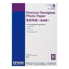 Ep42093 Epson Premium Semi-gloss Photo Paper A2 PK 25 Sheets C13s042093