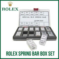 ♛ ♛ ROLEX Spring Bar Box Set 13-20mm 90pcs For Submariner, GMT, Datejust etc ♛ ♛