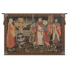 King Arthur European Tapestry Wall Hanging