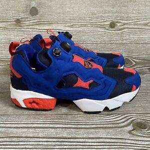 Reebok Mens Instapump Fury OG Running Sneaker Size 10.5 NEW NWOB Black/Royal/Red