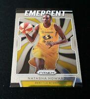 G86 Natasha Howard 2020 WNBA Prizm Emergent #10 Seattle Storm