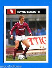 [VS] CAMPIONI & CAMPIONATO 90/91-Figurina n. 349 - BENEDETTI - TORINO -New