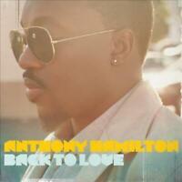 ANTHONY HAMILTON - BACK TO LOVE NEW CD