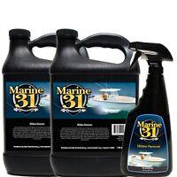 Marine 31 Mildew Remover Combo Value Pack 2 Gallon + 20 oz Spray M31-372-CMB