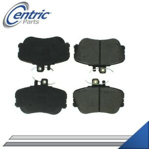 Front Brake Pads Set Left and Right For 1997-1998 MERCEDES-BENZ C230