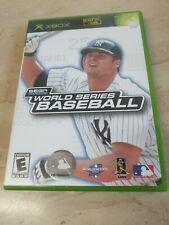 World Series Baseball (Microsoft Xbox, 2002)