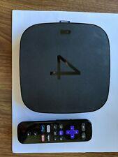 Roku 4 (4th Generation) Media Streamer 4400X - Black