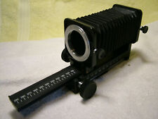 Russian made Vintage Macro attachment for Practika 35mm (42M) camera