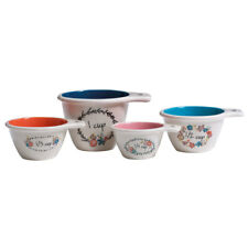 Set of 4 Measuring Cups Home Baking or Full Flavoured Meals Durable