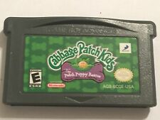 Cabbage Patch Kids Cachorro de rescate Nintendo Gameboy Advance GBA Juego Cartucho Solo