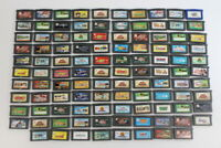 WHOLESALE Lot of 108 Gameboy Advance Games GBA GAME BOY Japan Import Untested