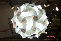 Lampadario sfera Lampada design moderno Camera salone Luce ingresso bagno Led