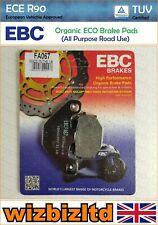 EBC Brakes FA99X Disc Brake Pad Set