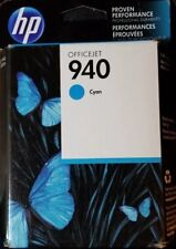 NEW SEALED HP OFFICEJET 940 CYAN C4903AN 900 PAGES