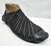Vibram 18MAD08 Men's Furoshiki Wrappable Shoes Dark Jeans Minimalist Footwear