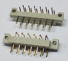 3 Stück Stiftleisten Conec 101E10079X, 13-polig  (M5234)