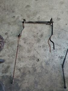 1969 MERCEDES BENZ 250S INTAKE  THROTTLE LINKAGE ASSEMBLY