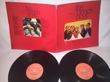 BEACH BOYS - THE BEST OF THE BEACH BOYS - CAPITOL RECORDS ROCK LP GERMAN IMPORT