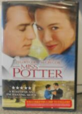 Miss Potter (DVD, 2007) RAERE DRAMA BIO BRAND NEW