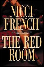 THE RED ROOM Nicci French 1st Edition 2001 Mystery Hardcover & Dust Jacket