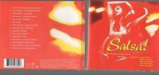 SALSA! CD OST colonna sonora FRANKIE RUIZ EDDIE SANTIAGO MARVIN WILLIE ROSARIO