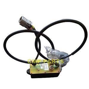 Throttle Motor 523-00006 Fits Doosan SOLAR 225LC-V 220LC-V Excavator 6 month wty