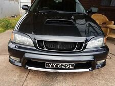 Cilia on the front head lights Toyota Caldina ST AT CT 210-215