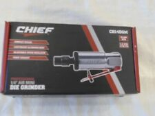 "Chief Automotive Technologies Professional 1/4"" Air Mini Die Grinder (Ao1040575)"