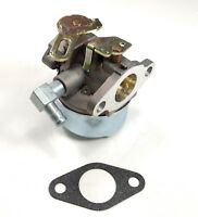 Carburetor  For Tecumseh 640084 640084A 640084B 632107/A Snowblower Carb  C-16-1