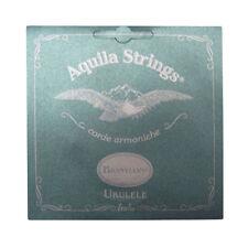 Aquila Ukulele Strings - Soprano Regular High G - 57U - Bionylon Eco Friendly