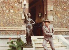 ANDRE POUSSE LA 7EME COMPAGNIE AU CLAIR DE LUNE  1977 VINTAGE PHOTO ORIGINAL #2