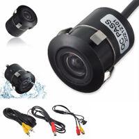 Car Rear View Camera Reverse Backup Parking Waterproof Night Vision CMOS 170°