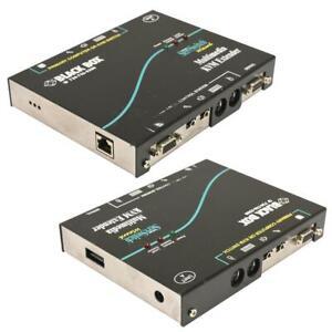 Black Box Serv Switch Wizard ACU1600A B-WARE