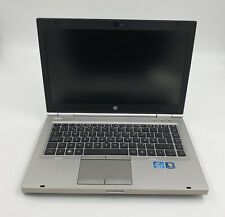 HP EliteBook 8460p Core i5 2x 2,5 GHz 8 GB Ram 128GB HDD WIN 10 (Ricondizionato)