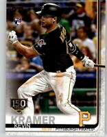 2019 Topps Series 2 KEVIN KRAMER 150th Anniversary Parallel Pirates Rookie #648